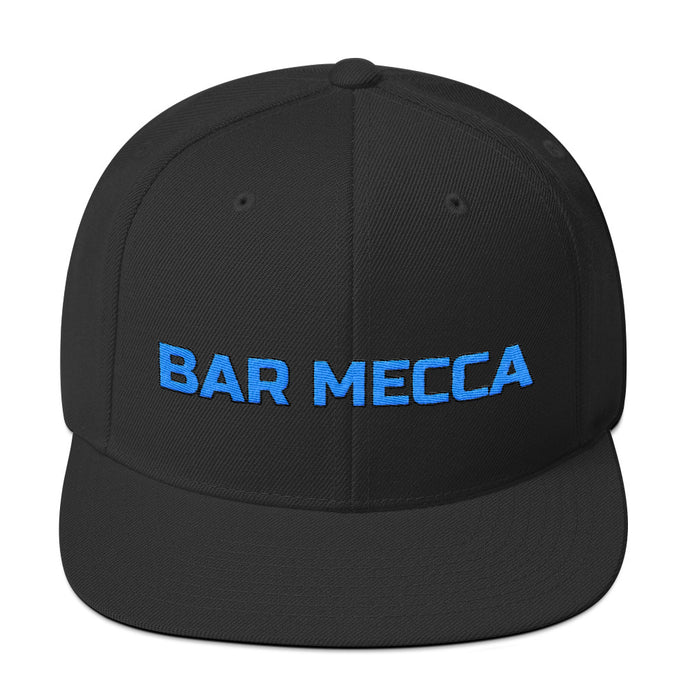 Bar Mecca Snapback Hat