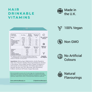 HAIR Drinkable Vitamins