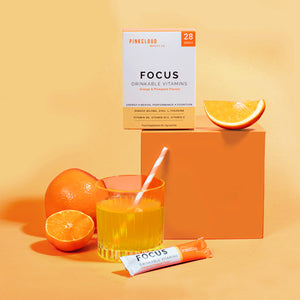 FOCUS Drinkable Vitamins