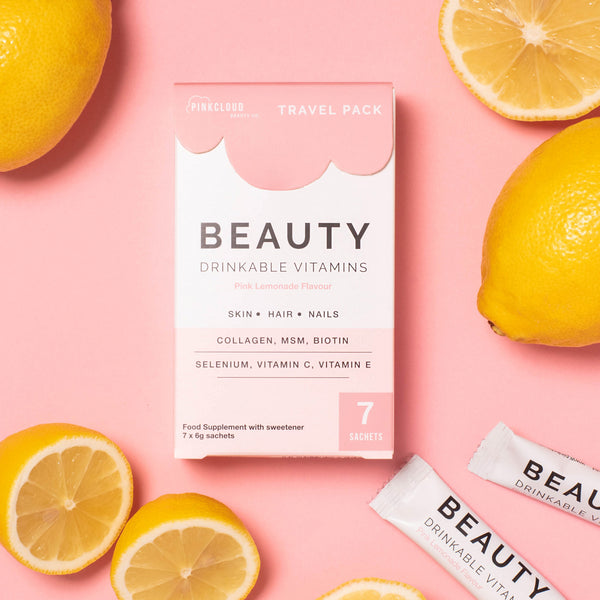 Beauty Drinkable Vitamins - Travel Pack