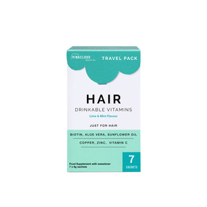 Hair Drinkable Vitamins - Travel Pack