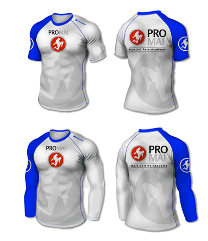 PRO MAI Official Level Rash Guard