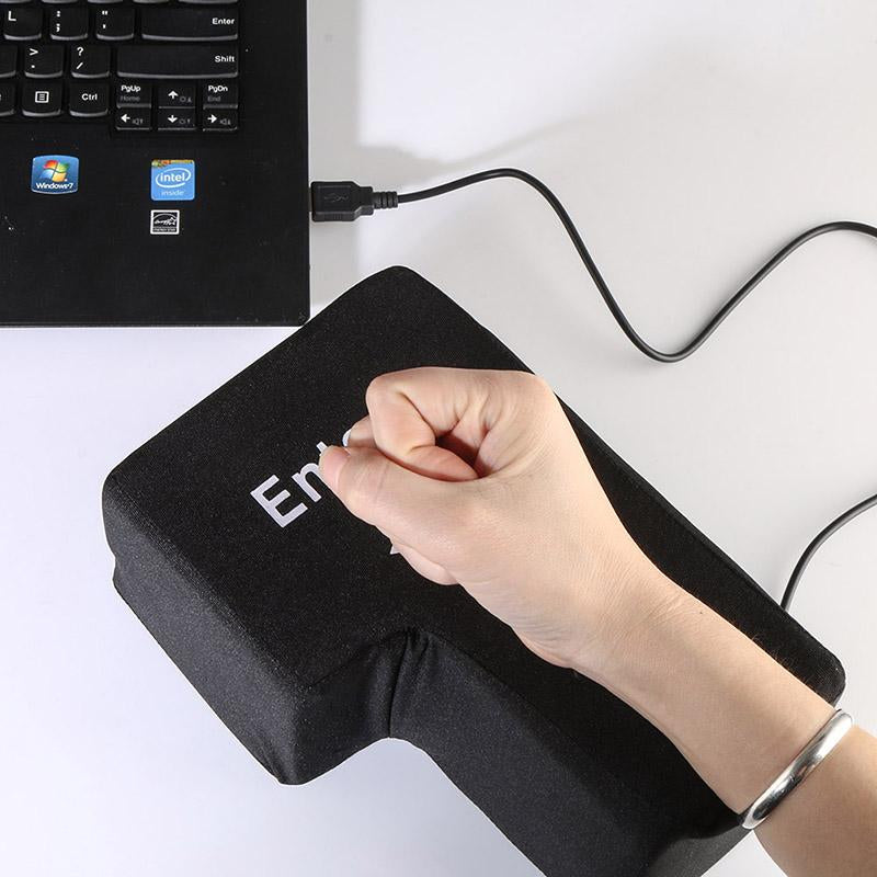 Huge Enter Pillow Key-Innovation