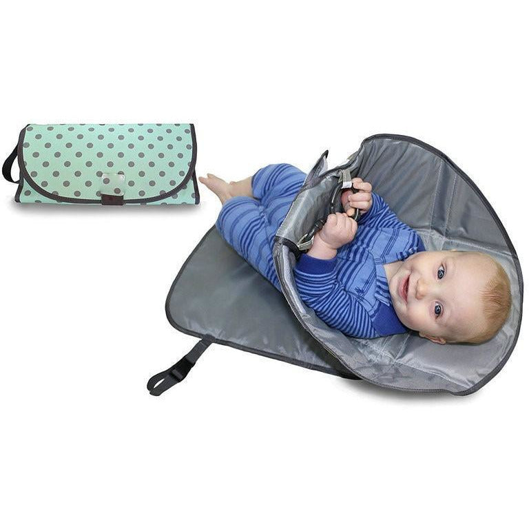 Portable Diaper Changing Pad (3 in 1)-Innovation
