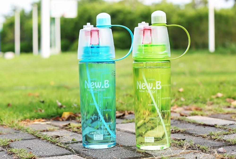 Portable Spray and Drinking Bottle-Innovation