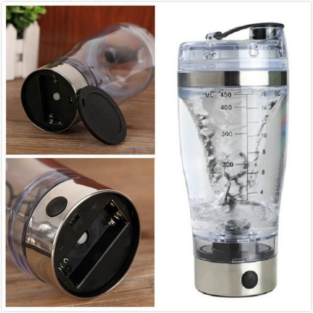 Protein Shaker Bottle-Innovation