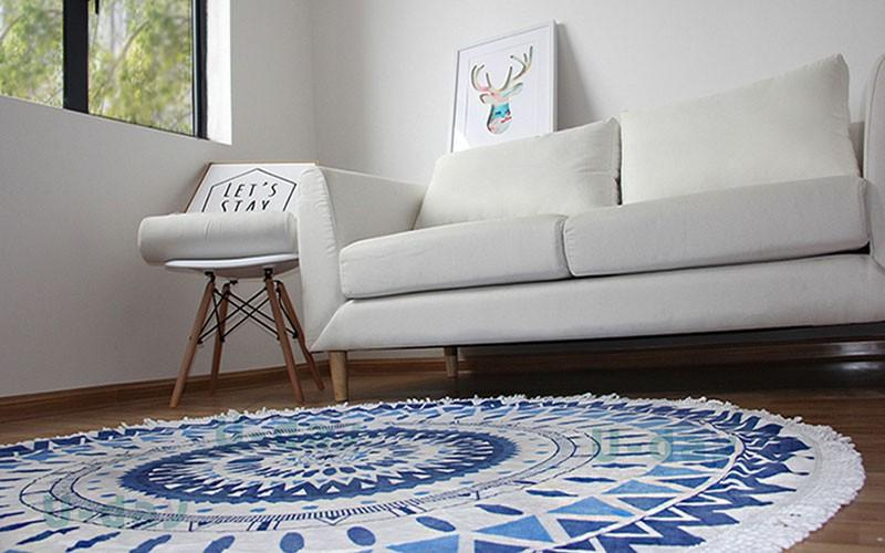 Round Boho Beach Towel-Innovation