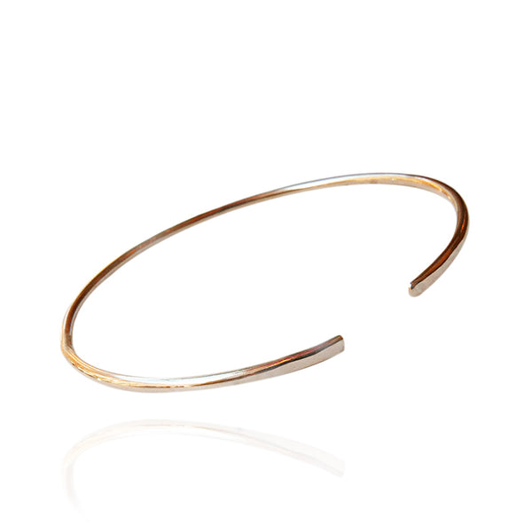 Golden Jennifer bangle
