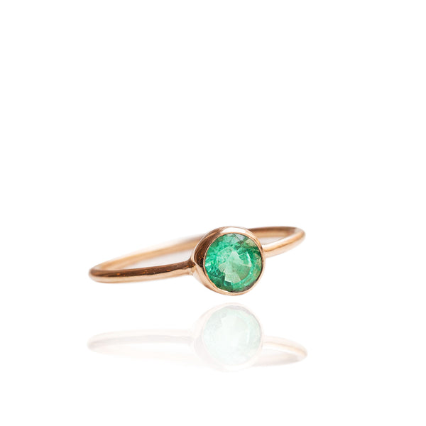 Les Bonbons - Brilliant cut emerald
