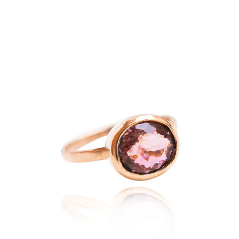 Les Grands - Pink Purpelish Tourmaline
