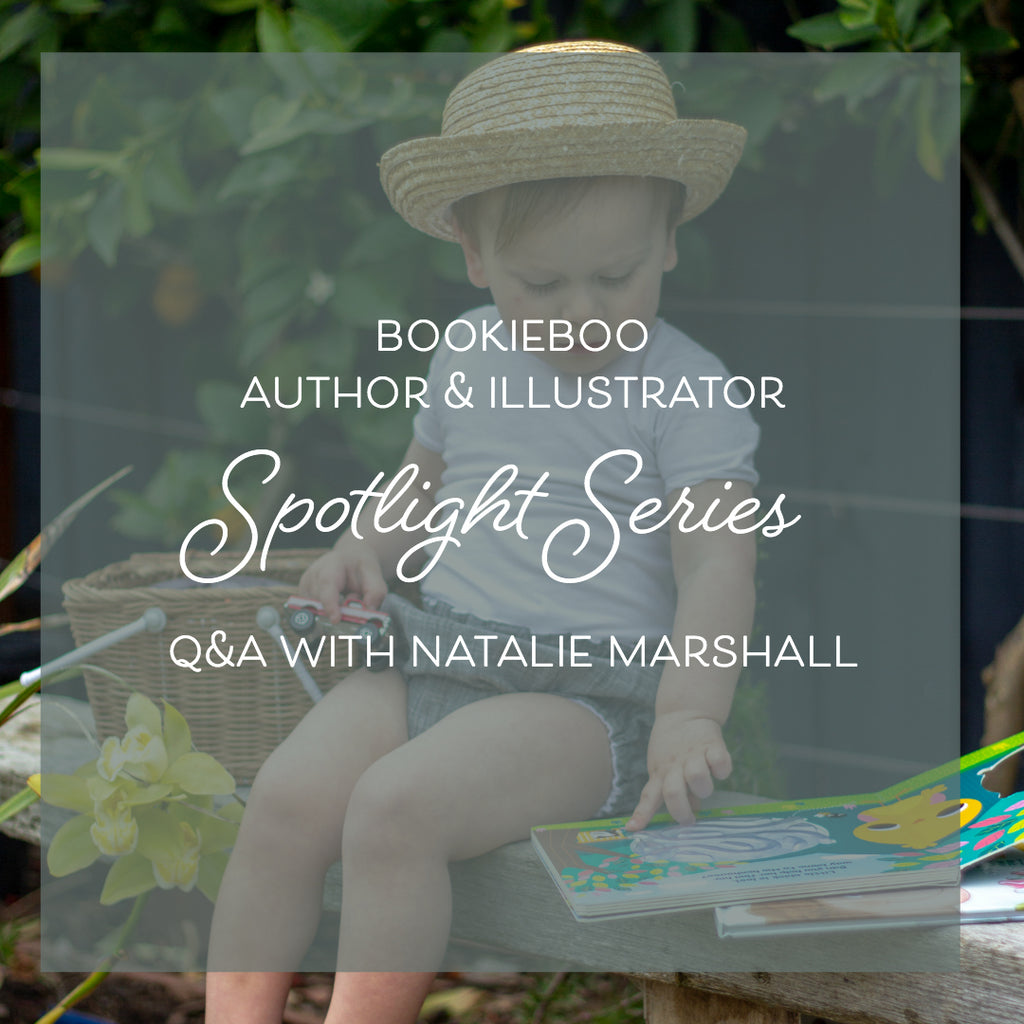 SPOTLIGHT SERIES - Q&A WITH... NATALIE MARSHALL!