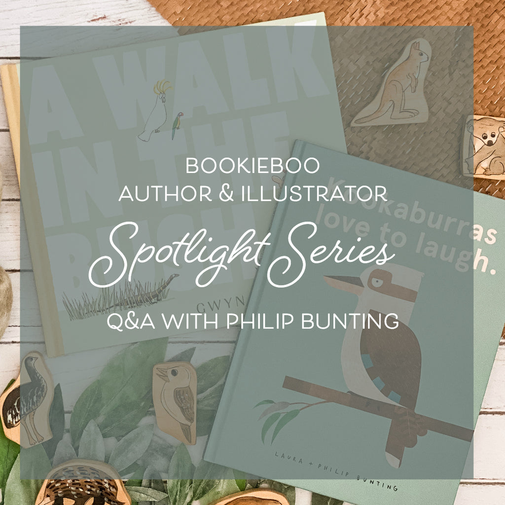 SPOTLIGHT SERIES - Q&A WITH... PHILIP BUNTING!