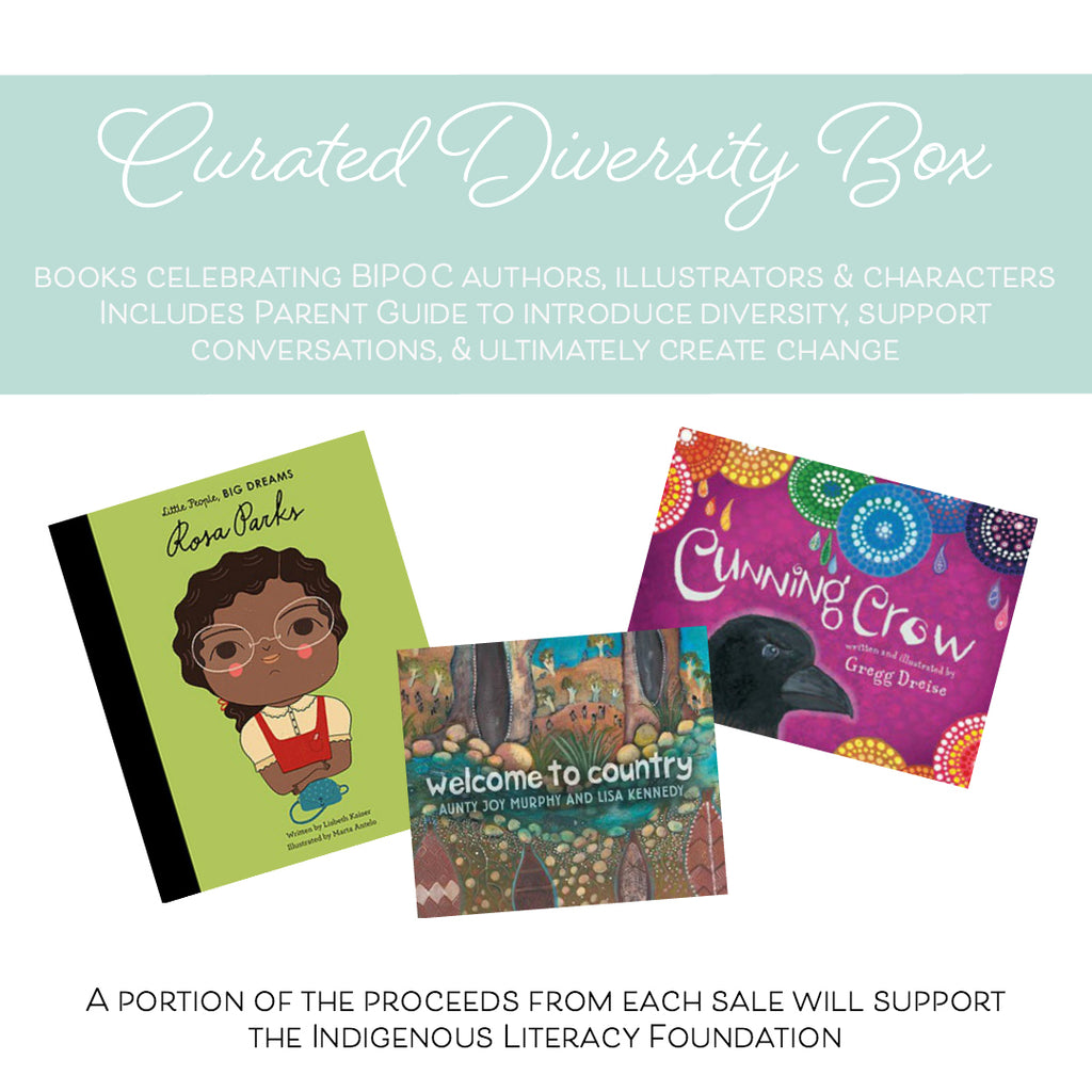 Curated Diversity Box: 3+ years (picture book box)