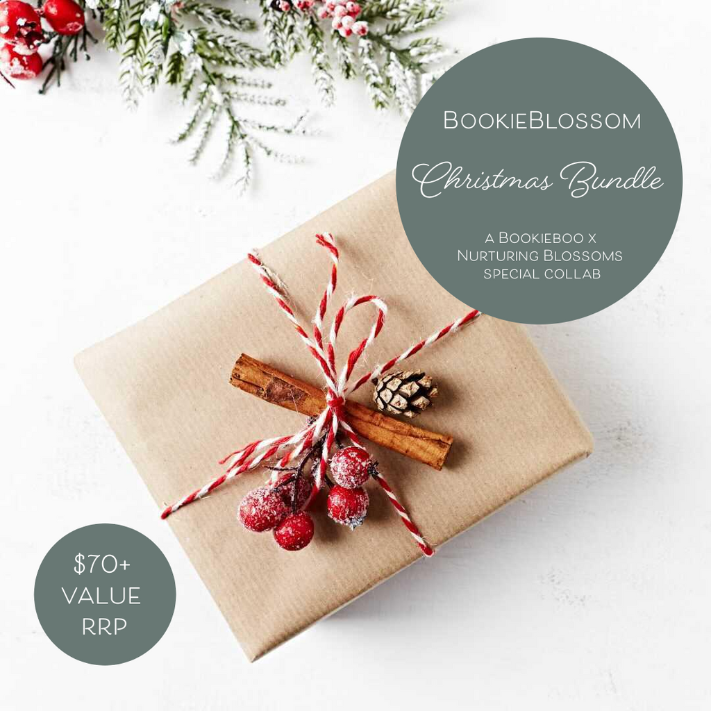 AVAILABLE NOW: BookieBlossom Christmas Bundle