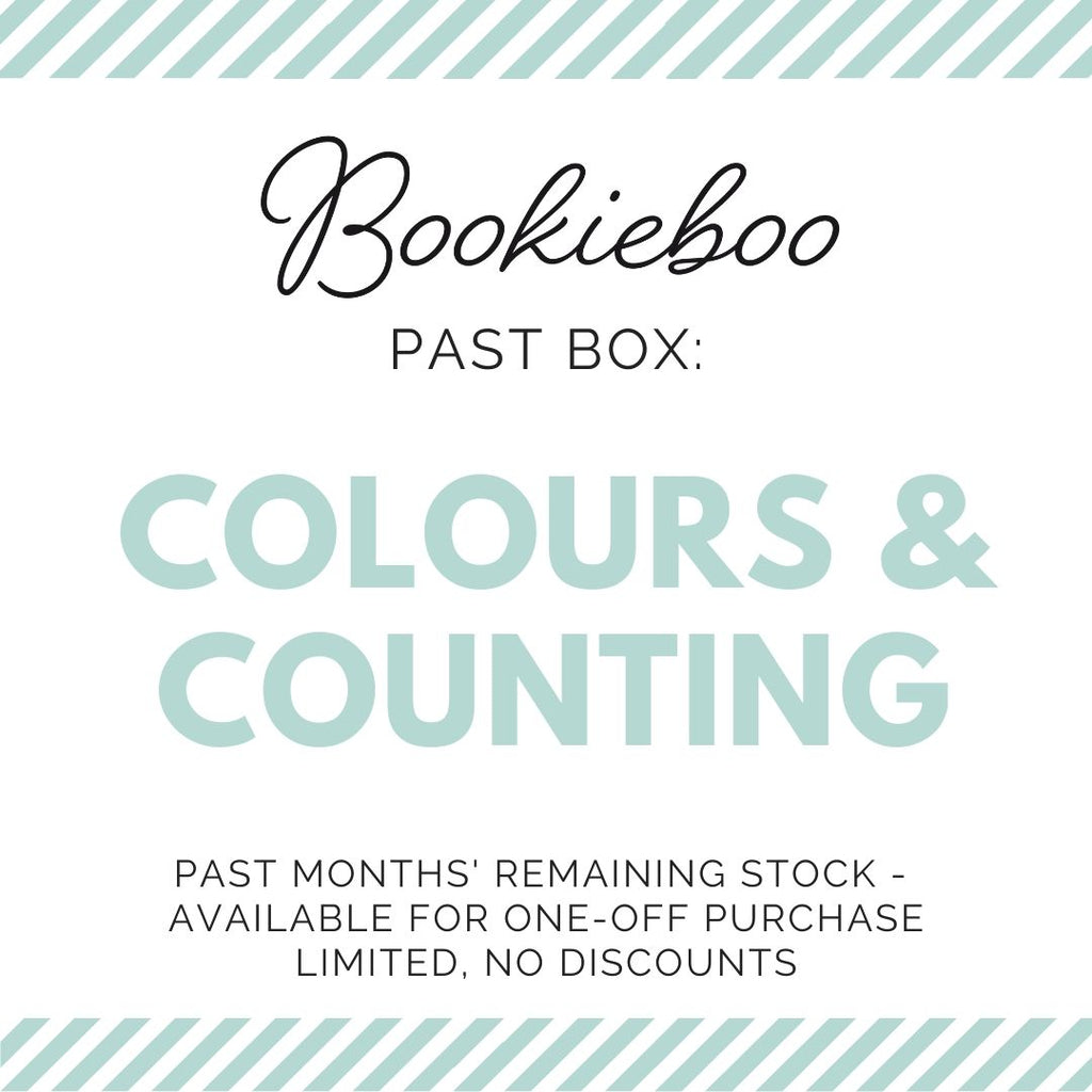 Past Box - Colours & Counting
