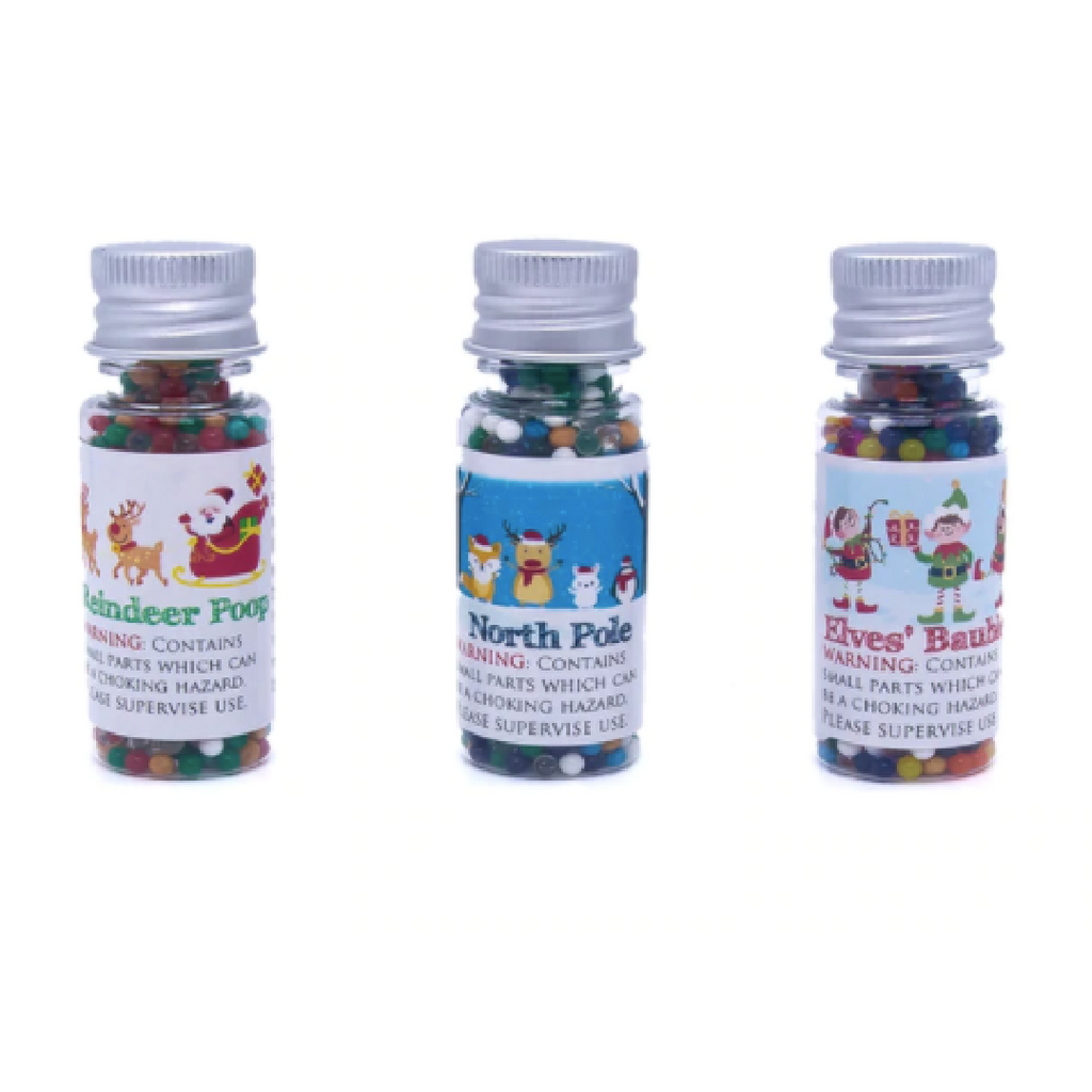 Water Marbles - Christmas TRIO!