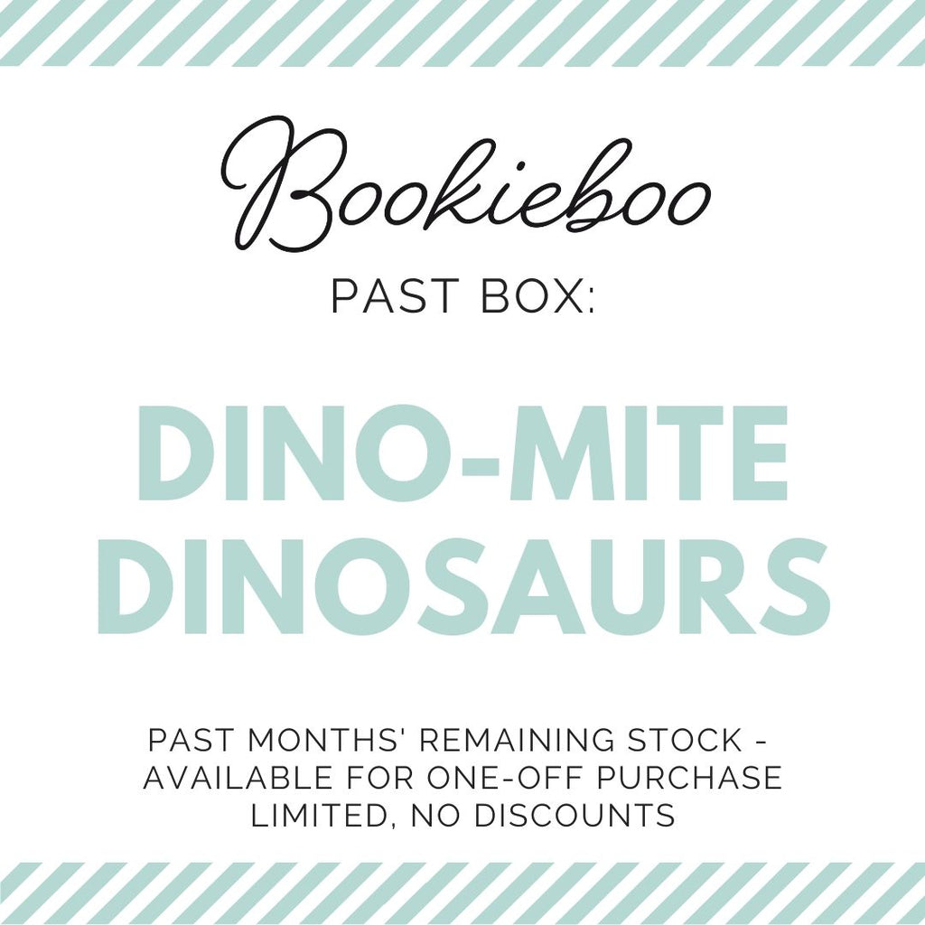 Past Box - Dino-mite Dinosaurs