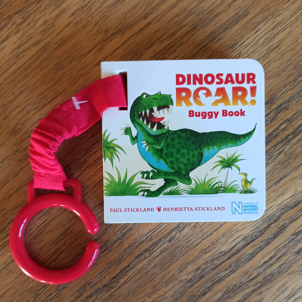 Dinosaur Roar (Buggy Book)