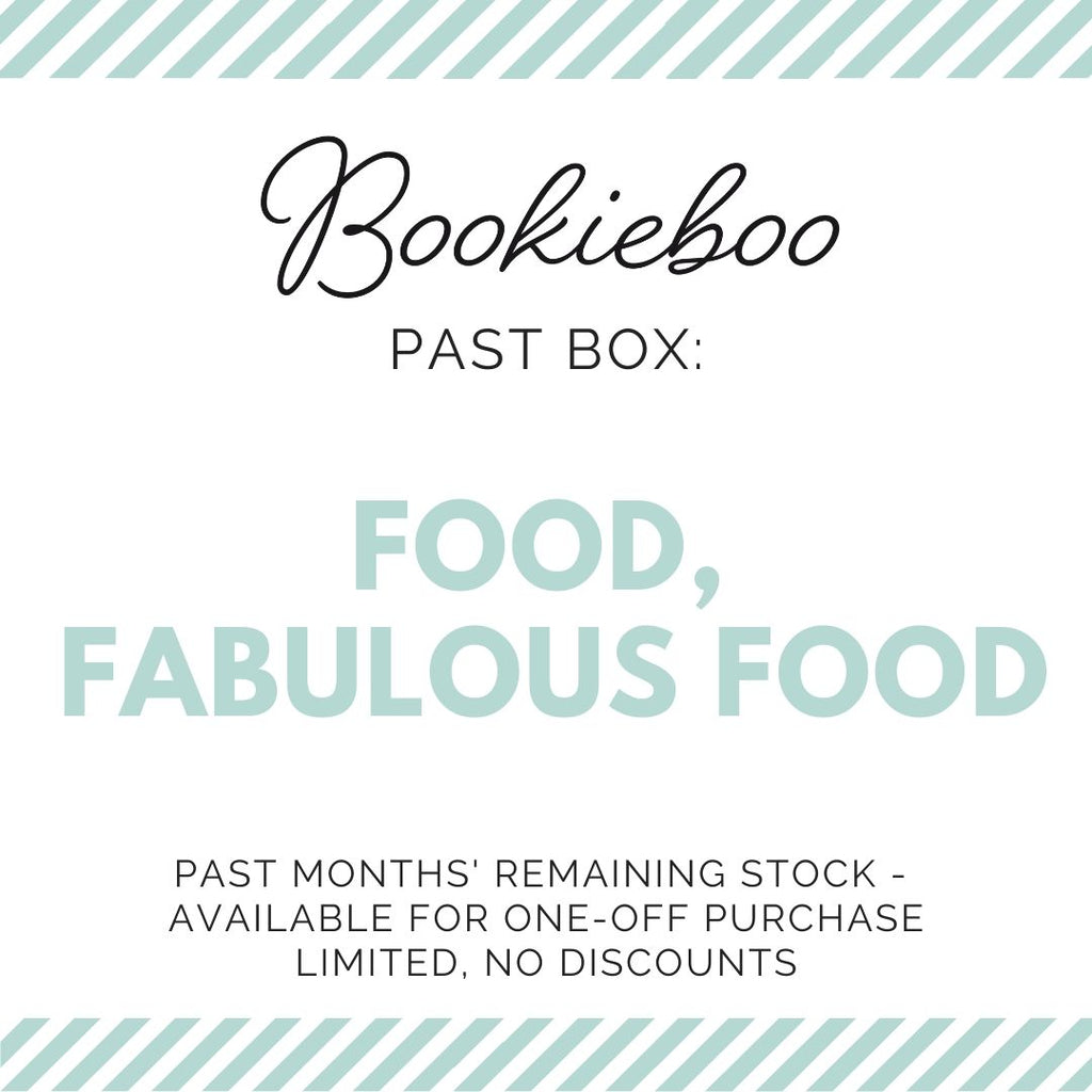 Past Box - Food, Fabulous Food
