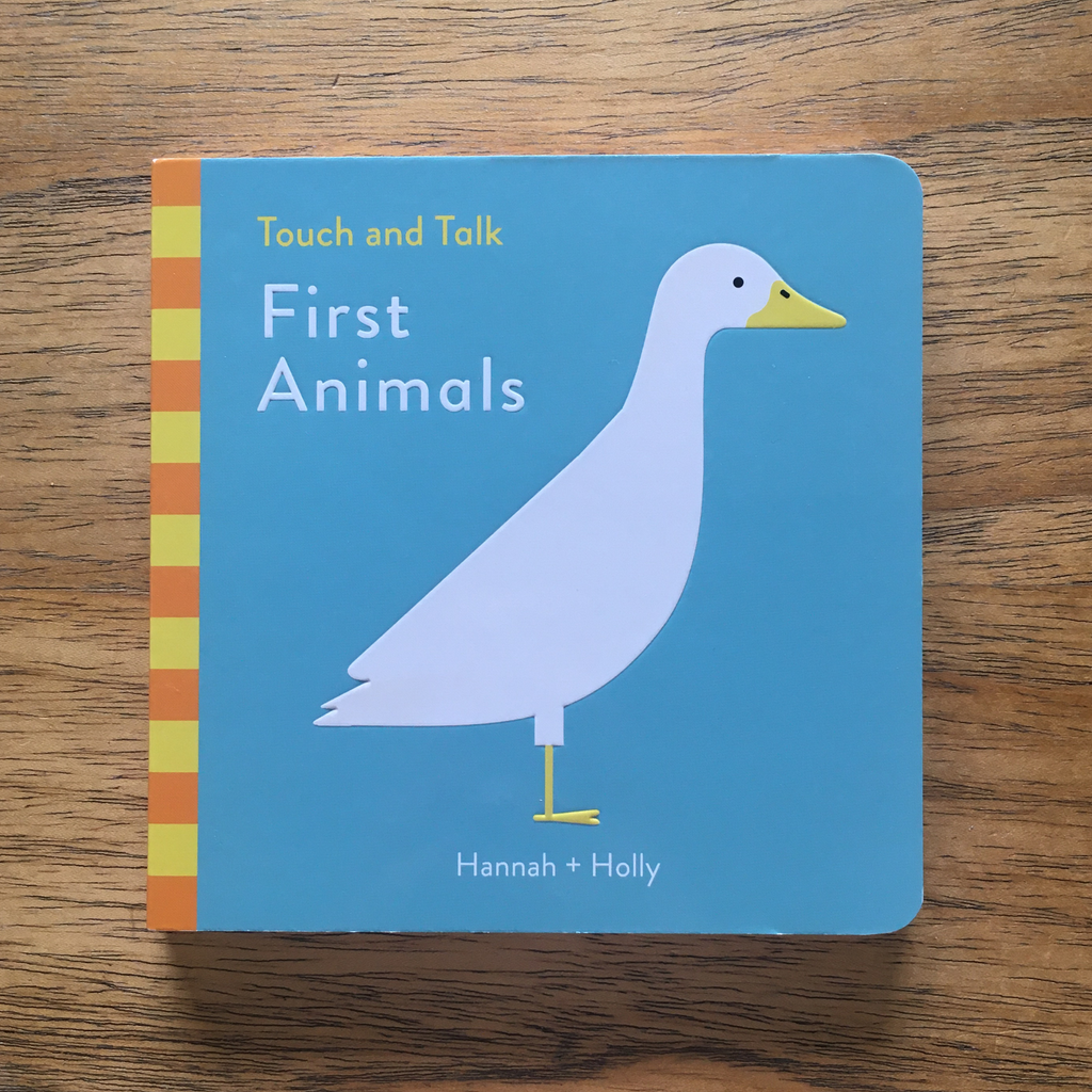 Touch and Talk: First Animals