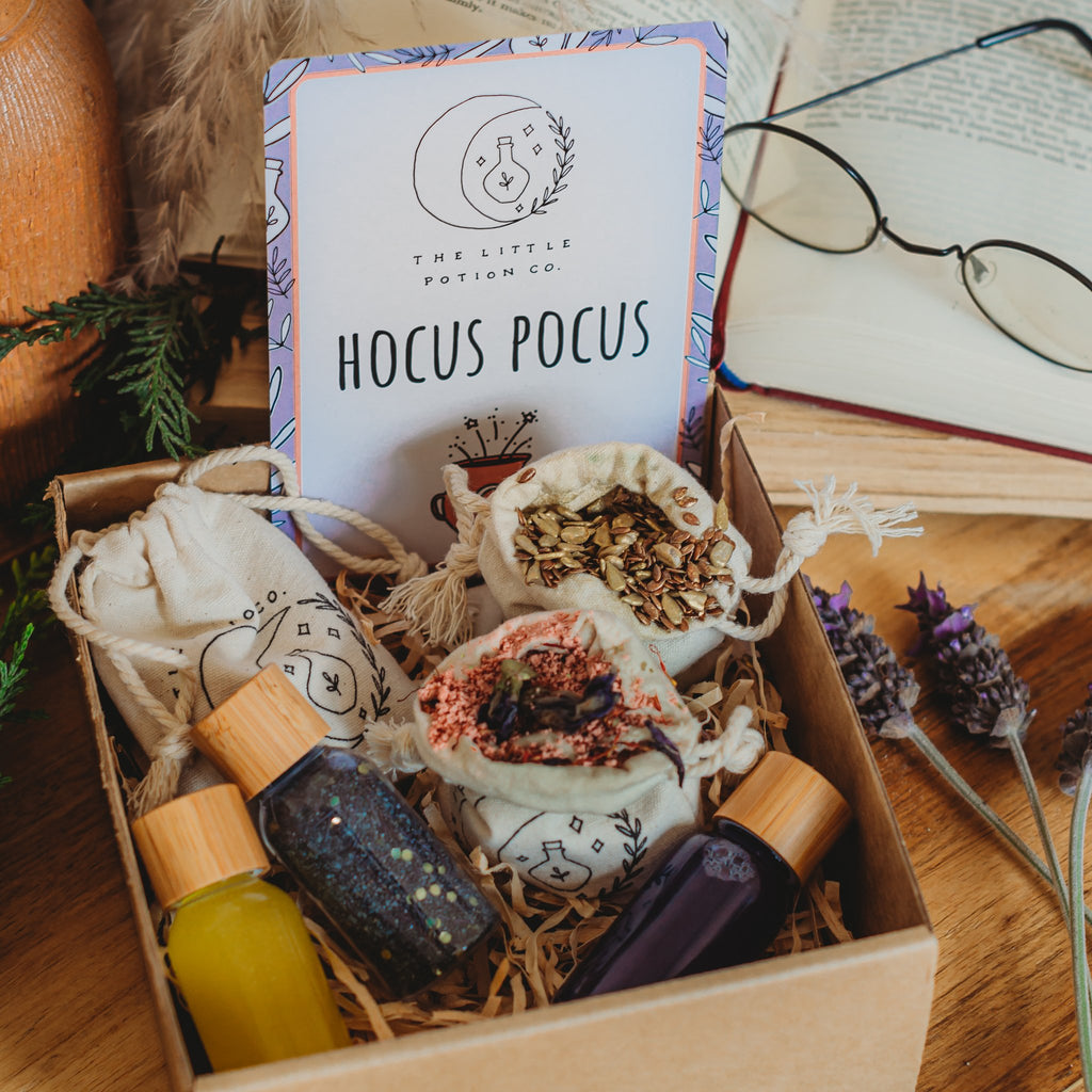 The Little Potion Co - Hocus Pocus Potion Kit