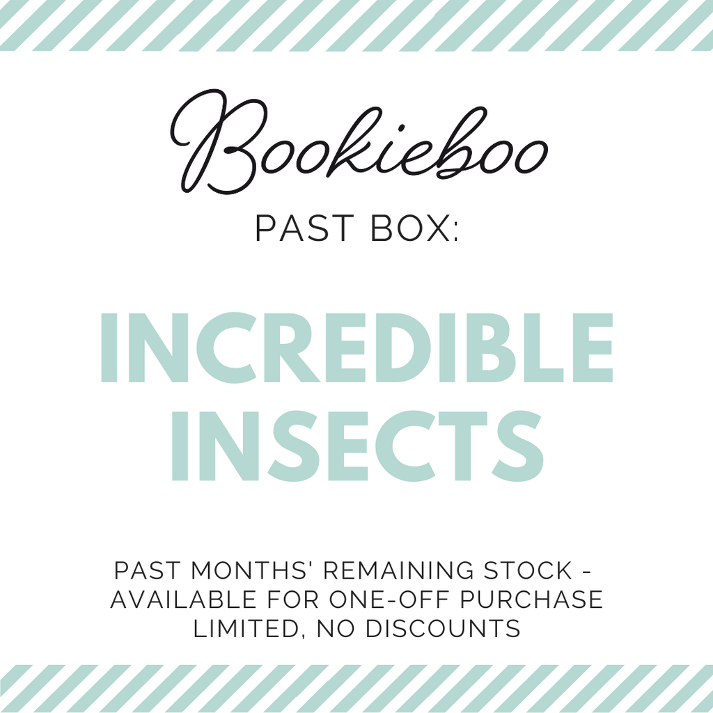 Past Box - Incredible Insects