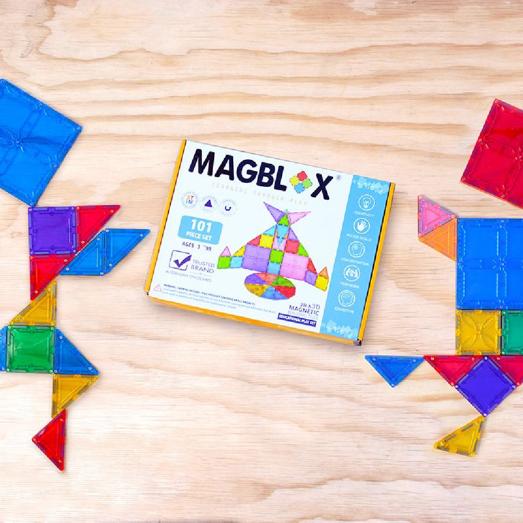 MagBlox 101 Piece Set