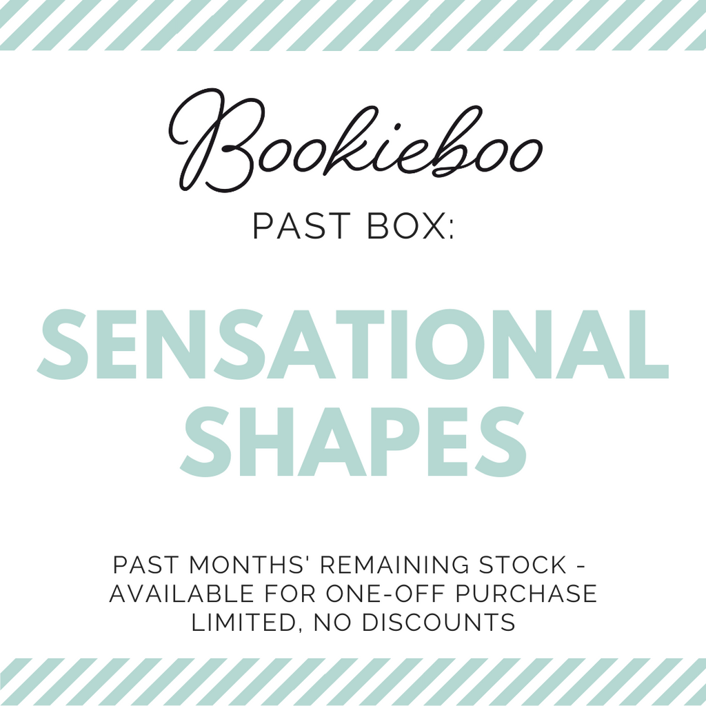 Past Box - Sensational Shapes