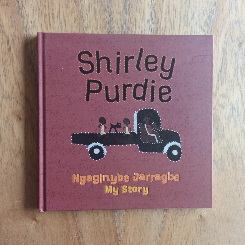 Shirley Purdey: My Story, Ngaginybe Jarragbe