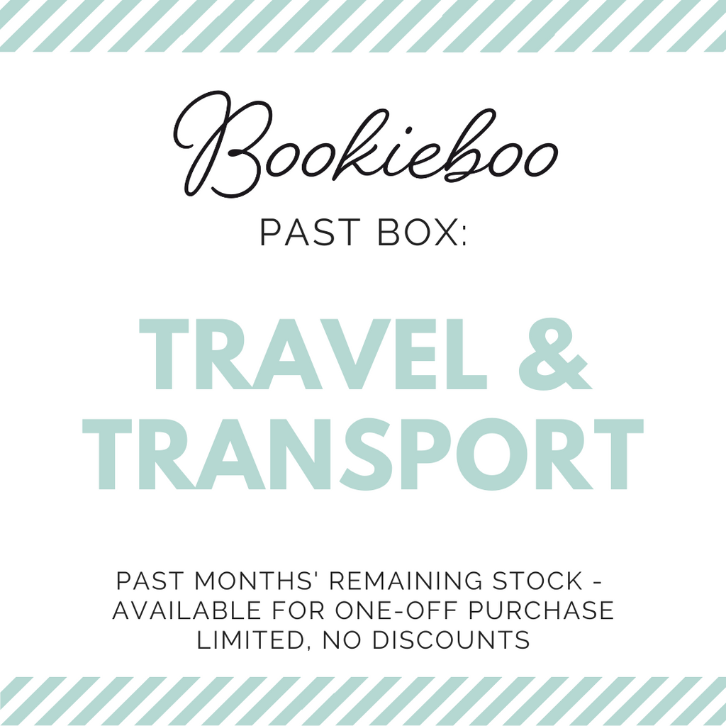 Past Box - Travel & Transport