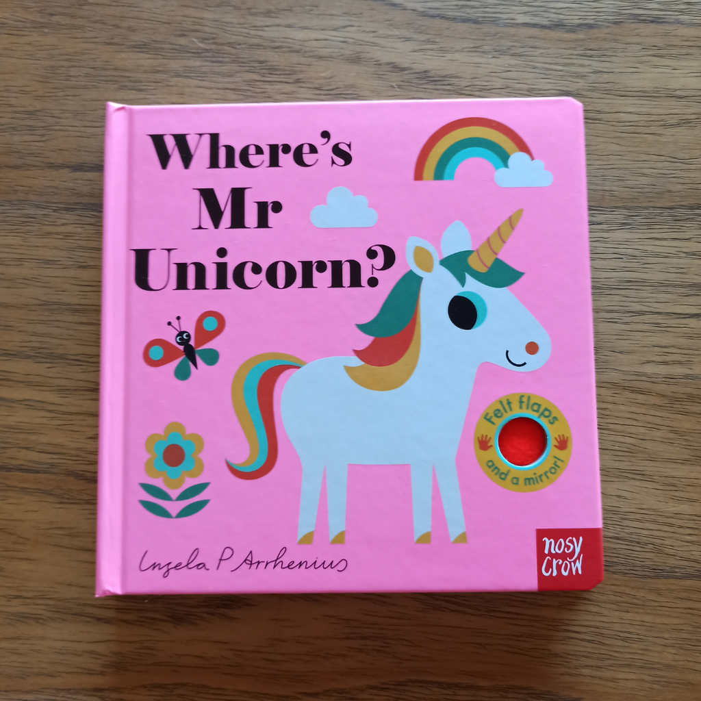 Where's Mr. Unicorn?