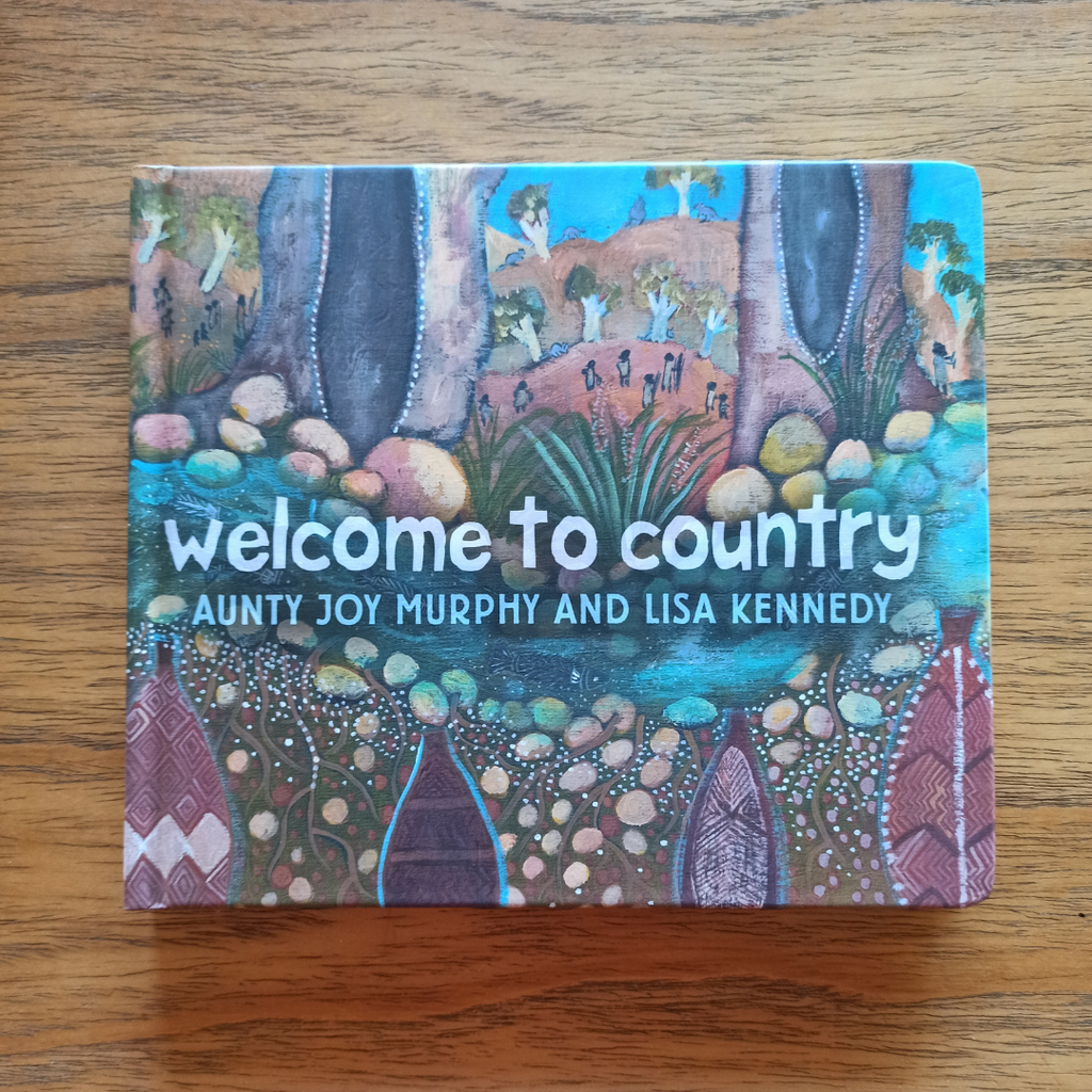 Welcome to Country (board book)