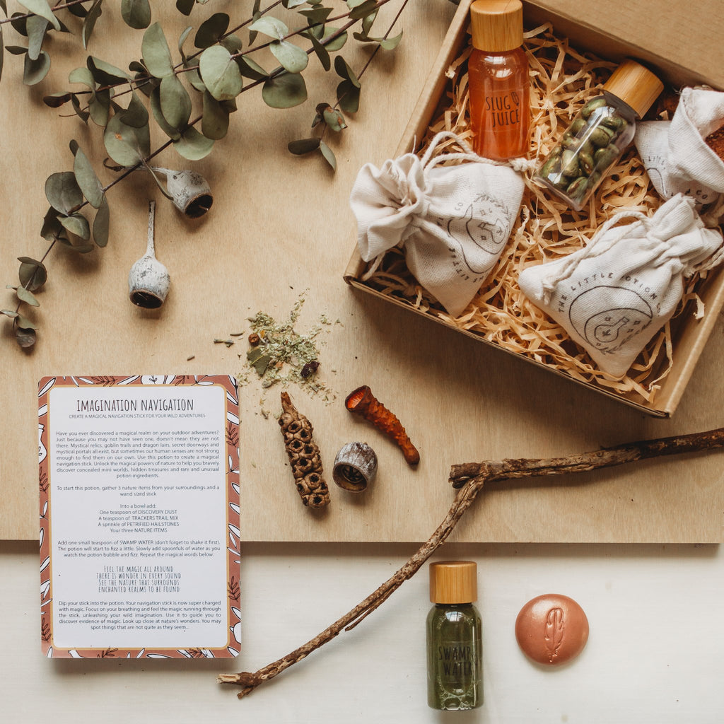 The Little Potion Co - Wild Adventures Potion Kit