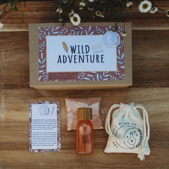 The Little Potion Co - Wild Adventures MINI Kit