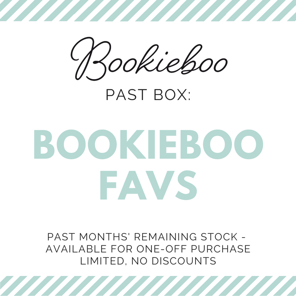 Past Box - Bookieboo Favourites