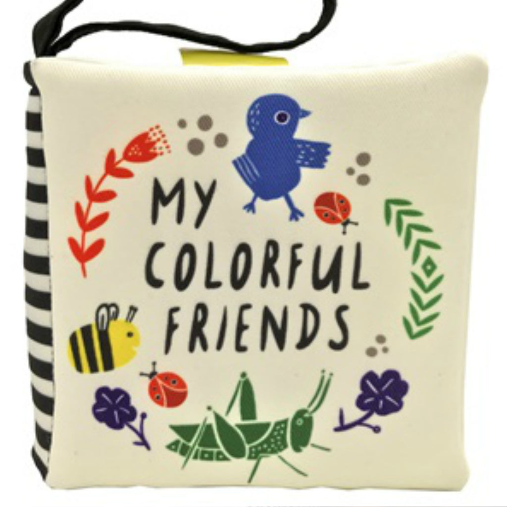 My Colourful Friends (Buggy Book) Wee Gallery