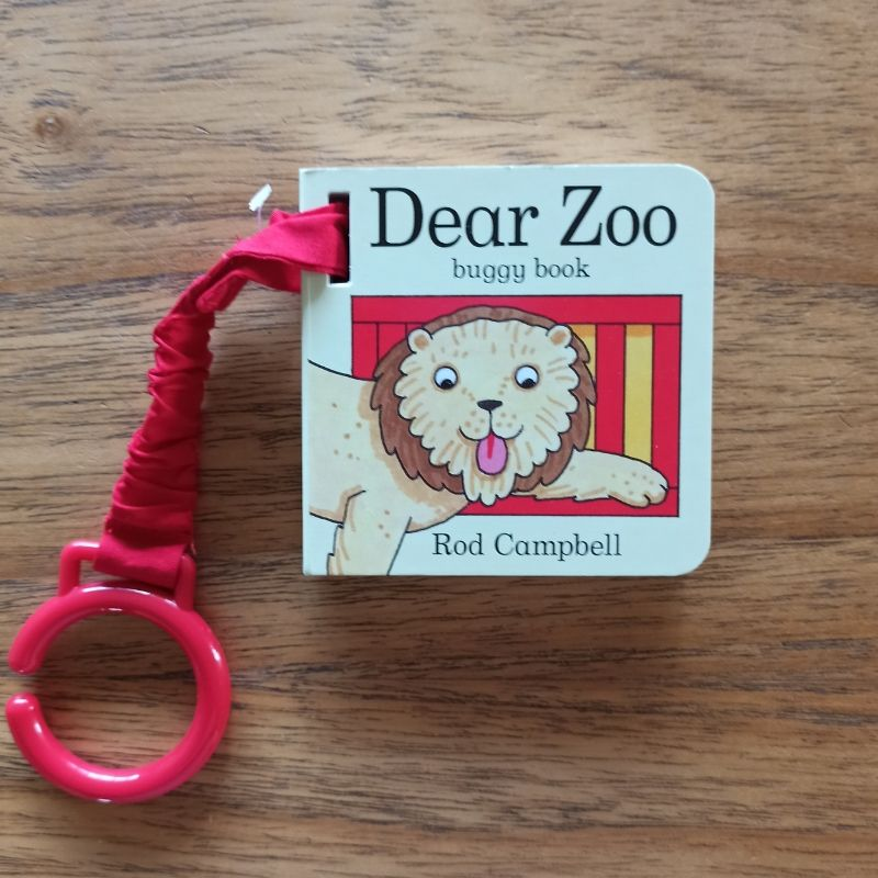 Dear Zoo (Buggy Book)
