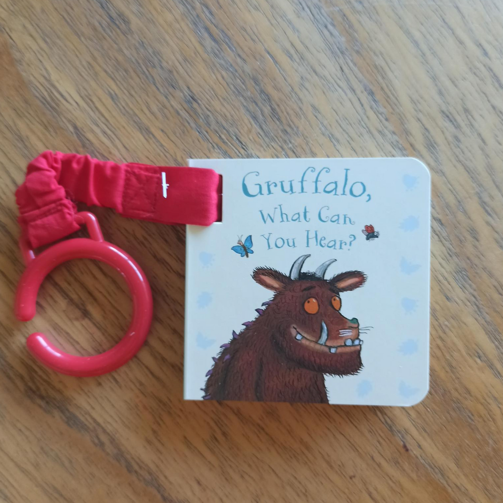 Gruffalo, What Can You Hear? (Buggy Book)