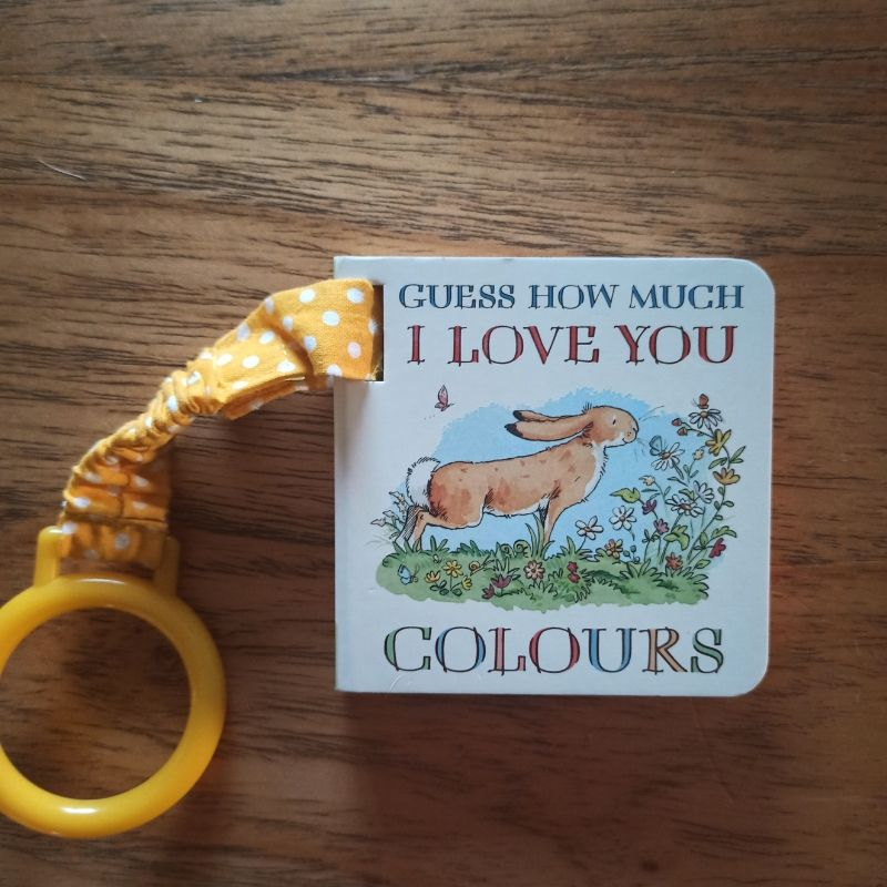 Guess How Much I Love You: Colours (Buggy Book)