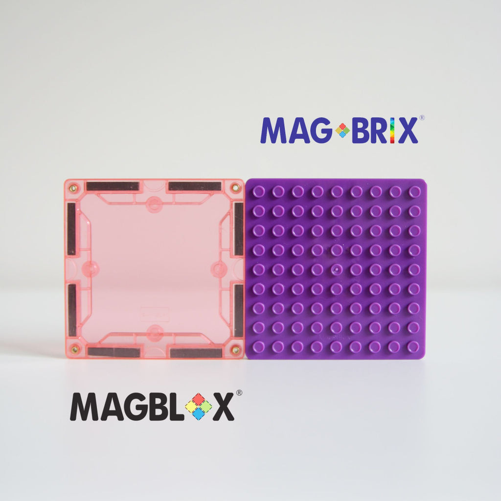 MagBrix Set of 8