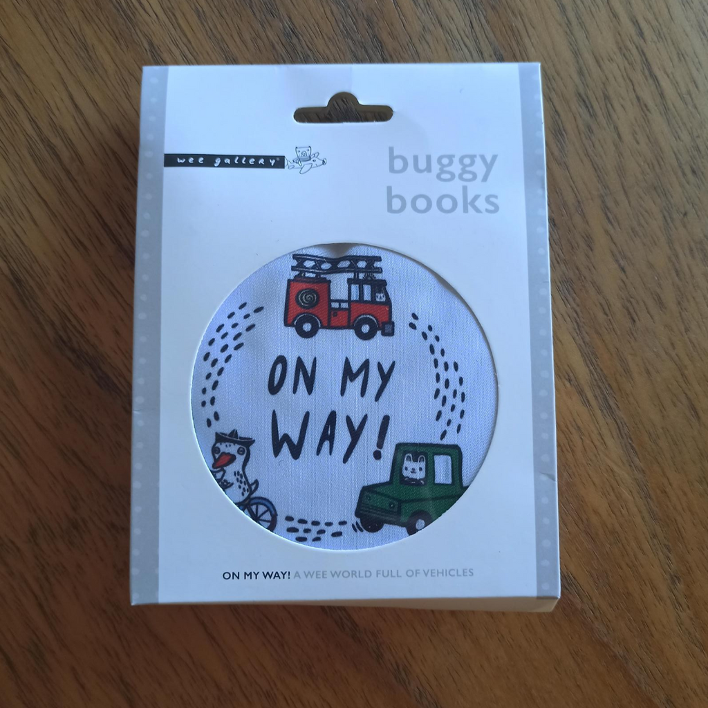 On My Way (Buggy Book) Wee Gallery