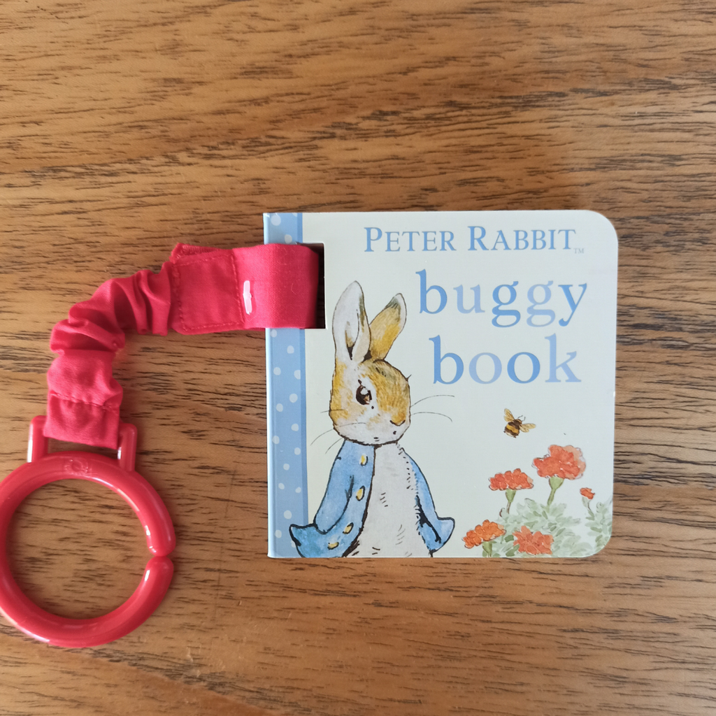 Peter Rabbit (Buggy Book)
