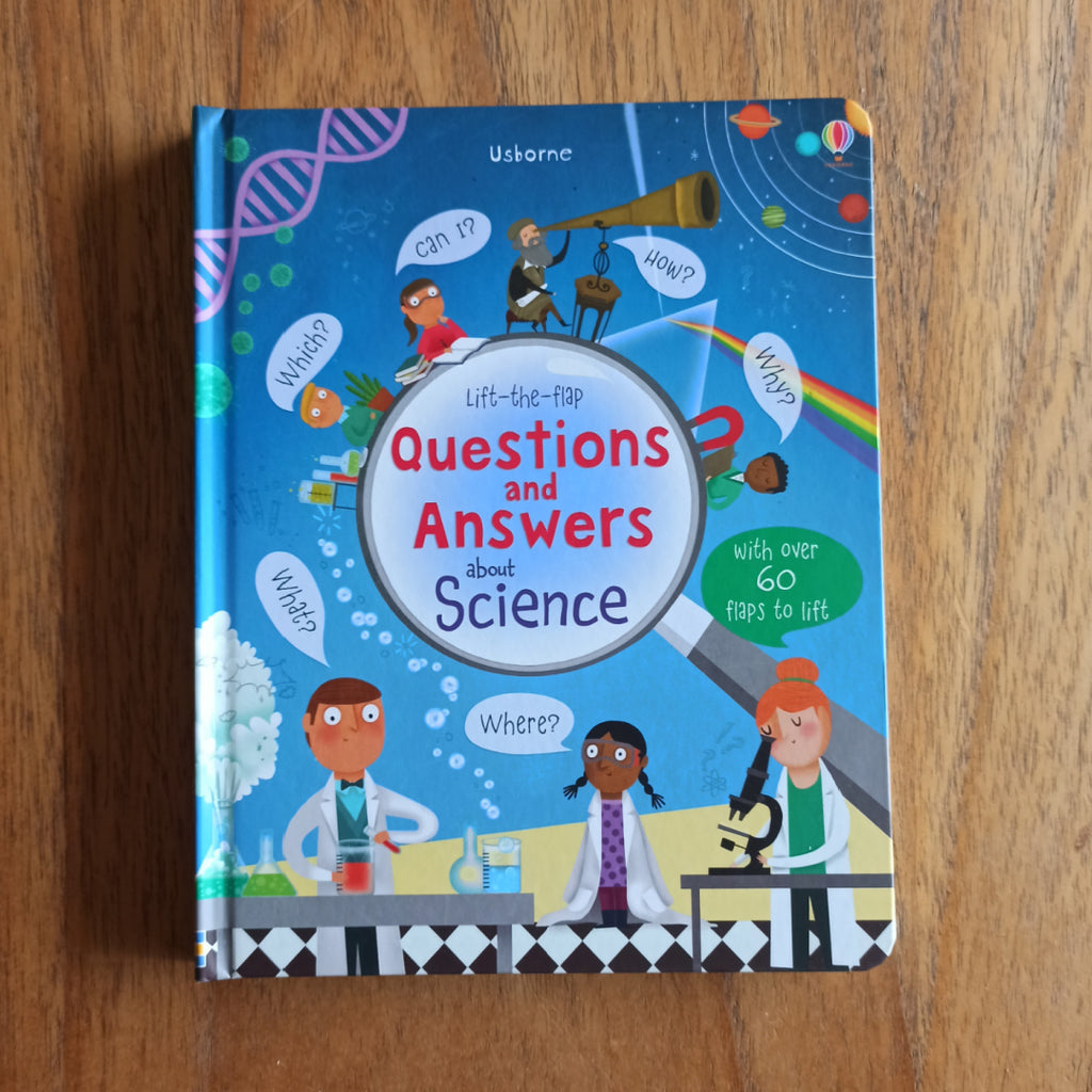Lift the Flap: Questions and Answers About Science