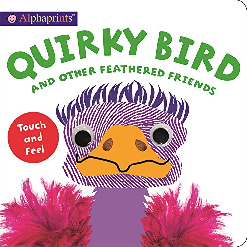 Quirky Bird: Alphaprints