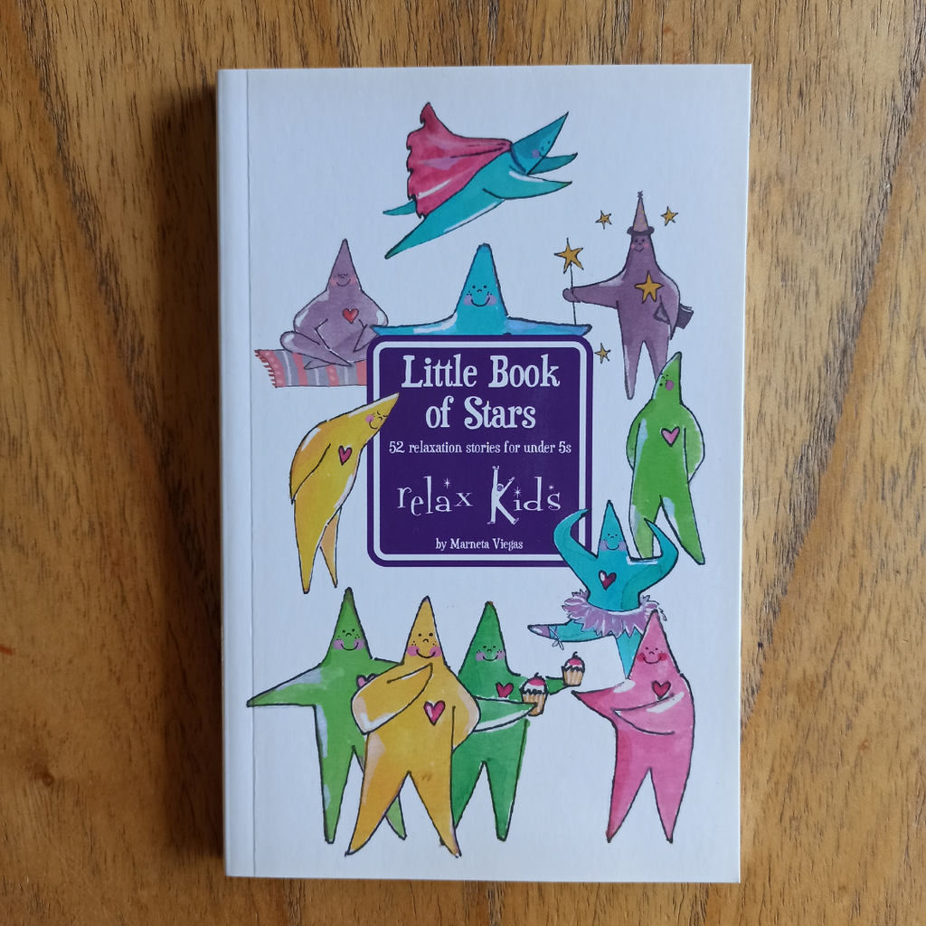 Relax Kids - Little Book of Stars