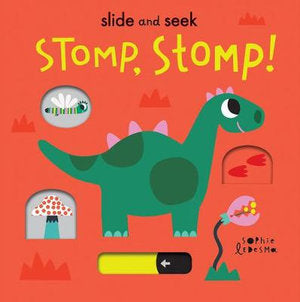Slide and Seek: Stomp Stomp!