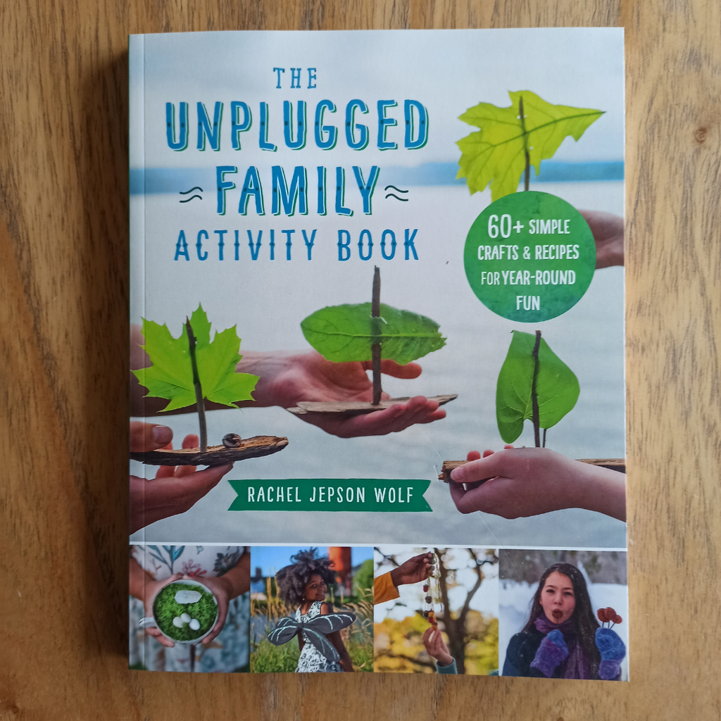 The Unplugged Family Activity Book