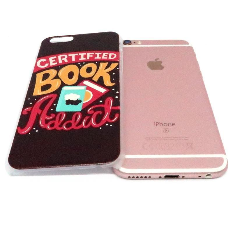 coque iphone 8 book