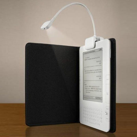 Mon Cocon de Lecture Lampe de Lecture LED pour liseuse Amazon Kindle / Fire / Tablette iPad / Android
