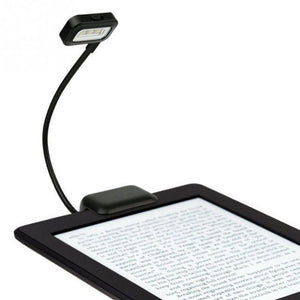 Lampe de Lecture LED pour liseuse Amazon Kindle / Fire / Tablette iPad / Android